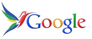RankBrain - Google Hummingbird logo