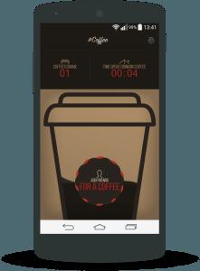 Coffee break - #Coffee dashboard