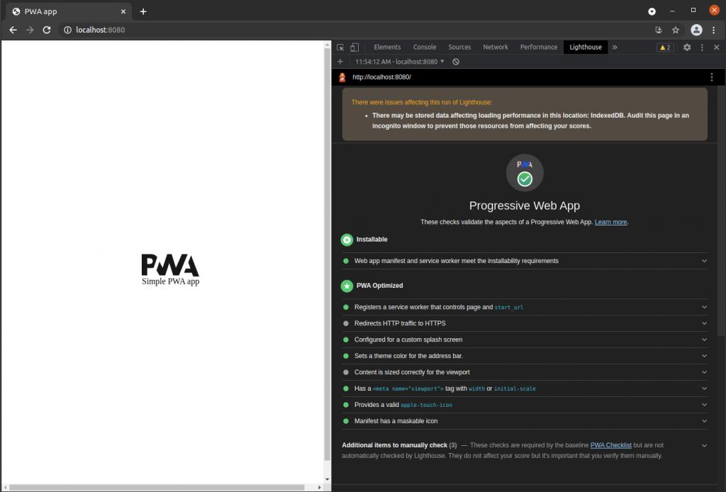 How to Create a PWA 4