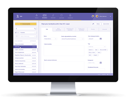 SWI - the HR management application