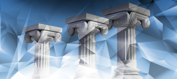 Three pillars that make your IT project move towards success - Three-pillars-of-Scrum_blog_banner-1-360x161